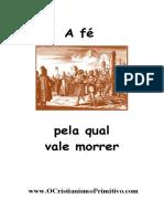 A Fe Pela qual vale morrer.pdf