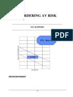 Värdering Av Risk SRV