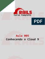 Aula 005 Conhecendo o Cloud 9