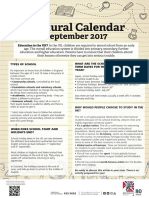 09 Cultural Calendar September2017