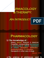 Pharmacology & Therapy