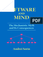 Software and the Mind