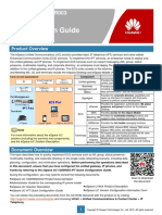 ESpace UC V200R003 ECS Quick Configuration Guide