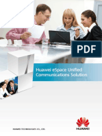 Huawei eSpace United Communications Solution.pdf