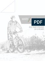 'Mark Chambers - Cycling Marketing & Sales' Brand Catalogue 2018