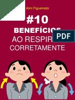 #10 Beneficios ao Respirar Corretamente - Alini Figueiredo - NeuroCoach Emocional Sistêmico