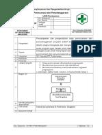 SOP Penyimpanan Dan Pengendalian Arsip Perencanaan Dan Penyelenggaraan Ukm Pkm