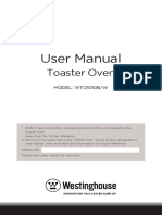 Westinghouse WTO1010B Toaster Oven Manual.pdf