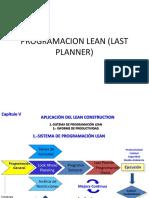 Programacion Lean (Last Planner)