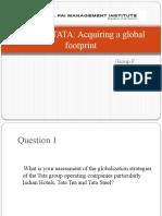 Group f Tata