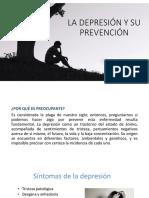 La Depresión y Su Prevención