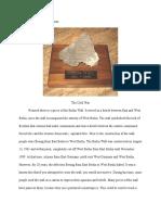 artifact paper