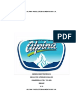 Alpina Gerencia Estrategica 1