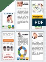 leaflet (pamflet) nyeri kepala