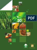 Agriculture en Chiffres 2012