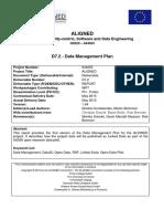 D7.2 Data Managment Plan v1.04