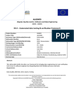 D4.4 Automated Data Testing Verification Framework v1.01