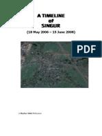 Singur Timeline (18 May 2006 - 15 June 2008)