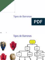 TRÉPANOS DE PERFORACIÓN DE POZOS PETROLEROS