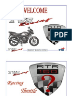 RTR 160 Service Manual
