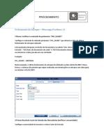 Fechamento de Estoque Protheus - P11