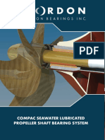 COMPAC Seawater Lubricated Prop Shaft Brochure