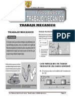Modulo IV Trabajo Mecanico 5º