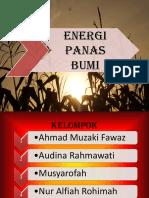 Energi Panas