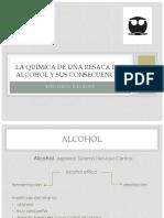 Alcohol en Nuestro Organismo
