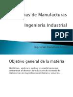 Sistemas de Manufacturas