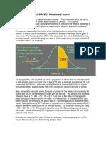 What is a Z score.pdf