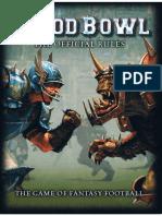 Manual Blood Bowl 2016
