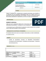 Guía Didáctica Actividad 1 Desarrollo Empresarial
