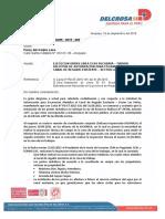 Carta N° PD-ST-2015-209 Cronograma  Regantes