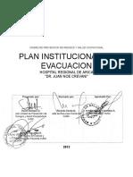 Plan Institucional de Evacuacion HJNC.doc