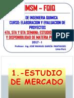 2017 i Eep 4ta 5ta 6ta Semana Estudio de Mercado i