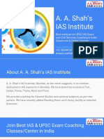 Top  IAS Coaching - UPSC Coaching - Civil Services Exams | Aashah.com