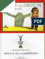 Anthony Browne- Willy el campeón.pptx