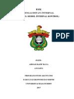 RMK 1 (MODEL-MODEL INTERNAL KONTROL).docx