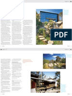 Sanctuary magazine issue 12 - Doing Your Block - green home feature article