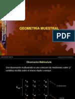 Clase 3 Geometria Muestral.ppt