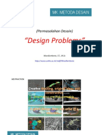 A. Permasalahan Desain