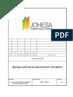 CC347-CIV-P04 Reparación de elementos de concreto Rev0.pdf