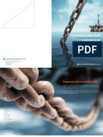 Catalogue for DaiHan Anchor Chain Mfg