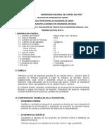 Silabo Form de Proyectos 2017 -II