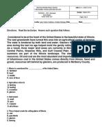 360238623 6th Social Studies PDE Worksheet Third Term