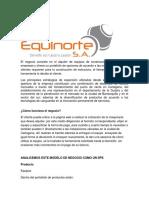 Equinorte s.A