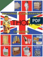 Thorne 2016 Catalogue