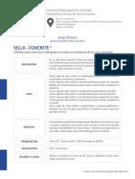 3. Ficha Tecnica Sella Concrete