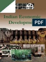 NCERT class 11 india economic development chapter 1